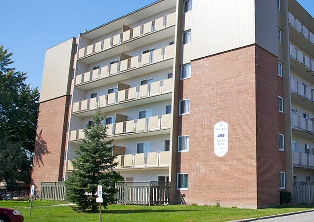 Skyline Apartment REIT Acquires Chatham, ON Property