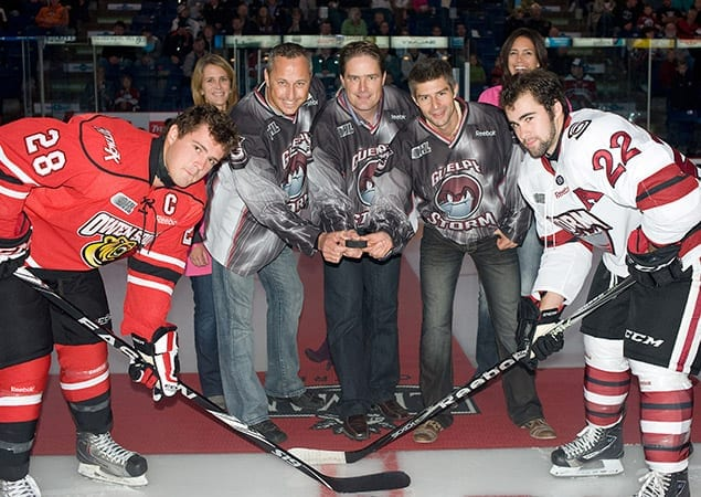 Skyline Hits the Ice for Community and for Charity