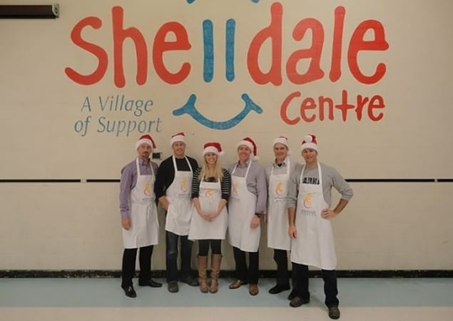 Skyline Owners & Managers Serve Breakfast to Children in Need