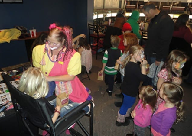 Skyline Hosts 3rd Annual Special Day for Special Kids!