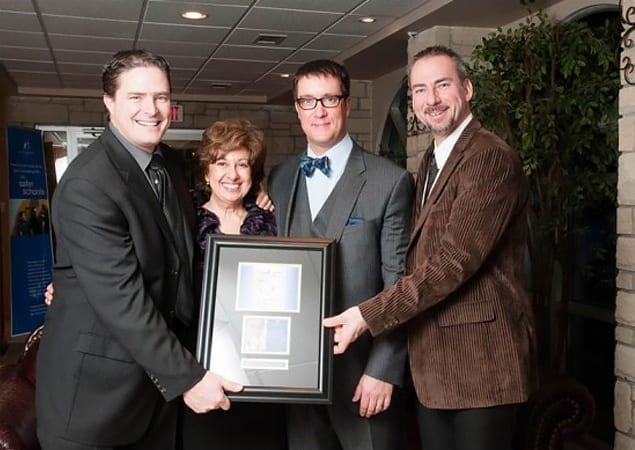Skyline Recognized as Big Brothers Big Sisters of Guelph's Corporate Partner of the Year