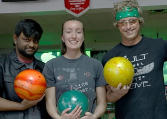Skyline Staff Bowl in Rock & Roll Style for Big Brothers Big Sisters Guelph Fundraiser