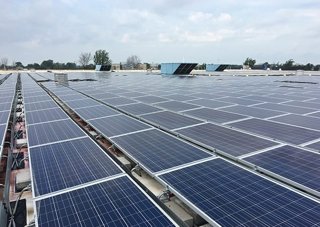 Skyline Energy Acquires 7 Rooftop Solar Assets