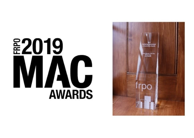 MAC 2019 Award and Logo