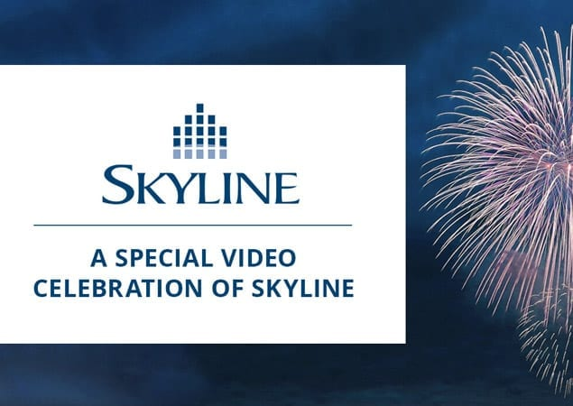 A Video Celebration of the Skyline Group of Companies' First 20 Years in Business