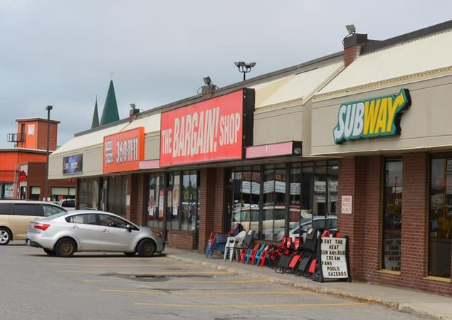Skyline Retail REIT Sells Property in Timmins, ON