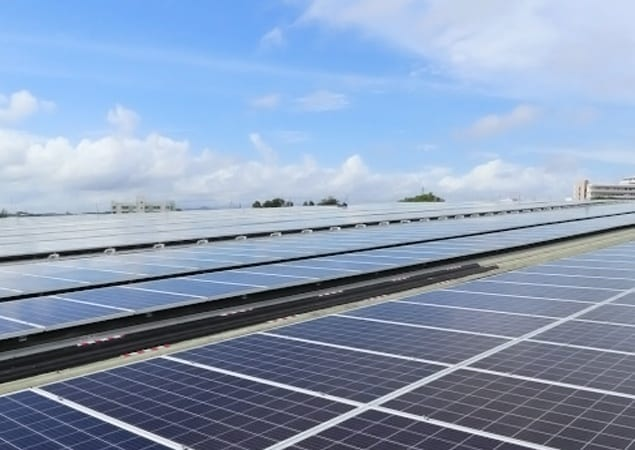 Skyline Clean Energy Fund Purchases 2.37MW/DC rooftop solar system