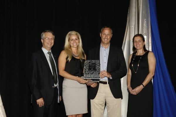 Guelph Chamber of Commerce 2012 President's Business Recognition Award for Community Building.