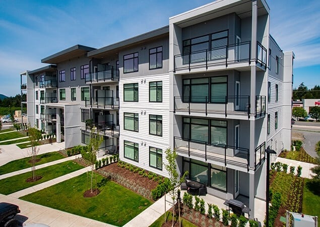 Skyline Apartment REIT Enters New Community of Nanaimo, BC