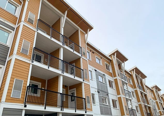 Skyline Apartment REIT Purchases Third Property in Vernon, BC