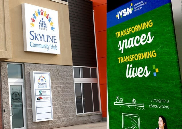 Skyline supports CMHA WW youth mental health project in Fergus