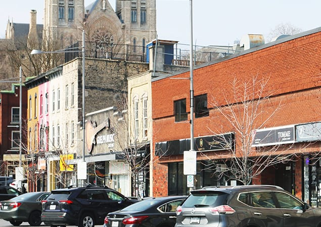 Skyline Retail REIT buys property in downtown Guelph