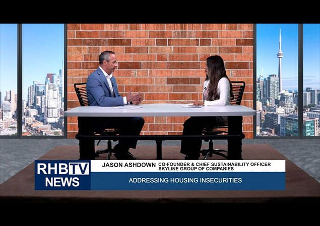Jason Ashdown on RHBTV