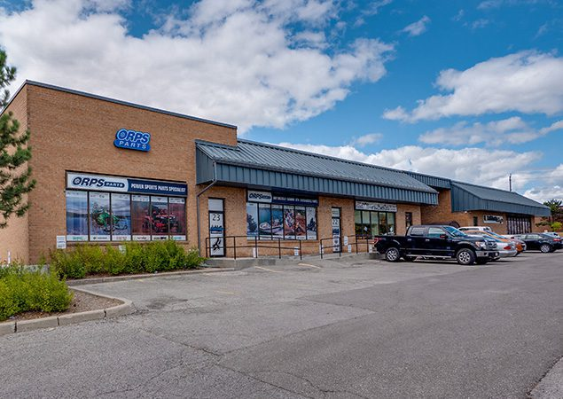 Skyline Commercial REIT sells Newmarket, Ontario property