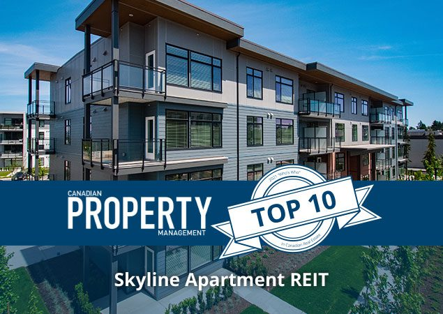 """Skyline Apartment REIT in 2021 """"Who's Who in Real Estate"""""""
