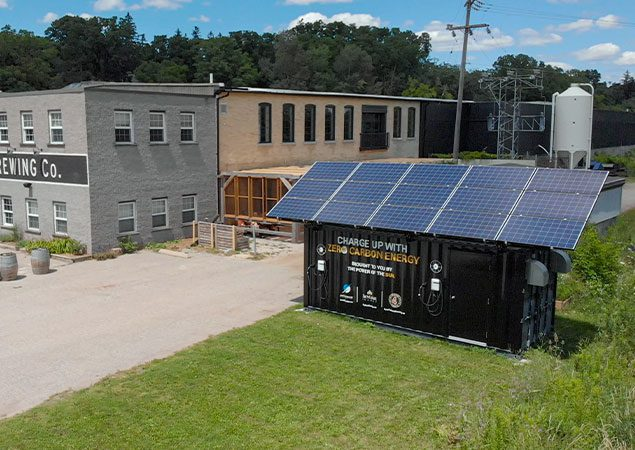 Skyline Companies Bringing Microgrid Projects to Canada