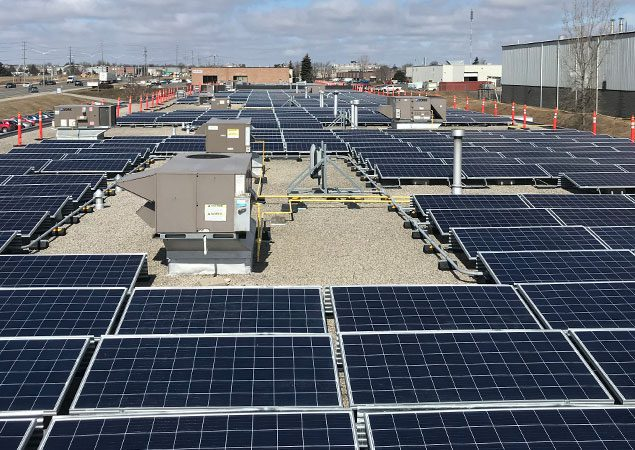 SCEF Purchases 4 Rooftop Solar Assets in Cambridge, Ontario
